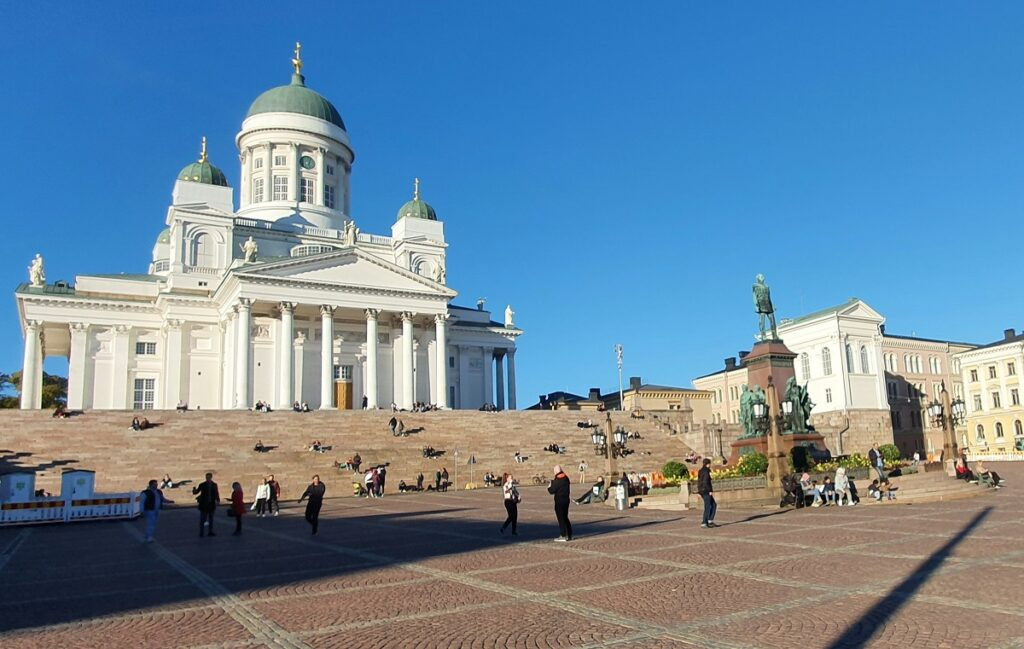 domkerk in Helsinki