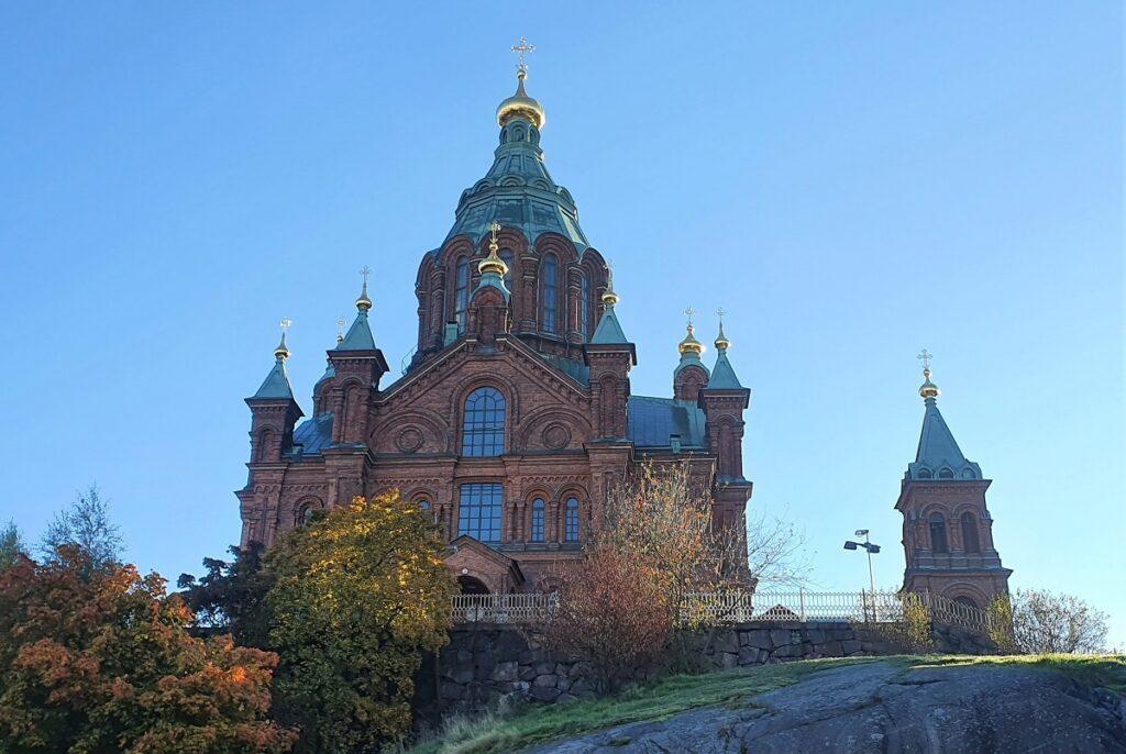 Russisch-Orthodoxe kerk Helsinki
