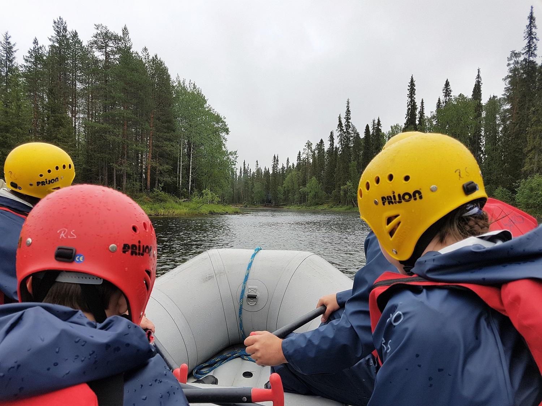 raften in finland