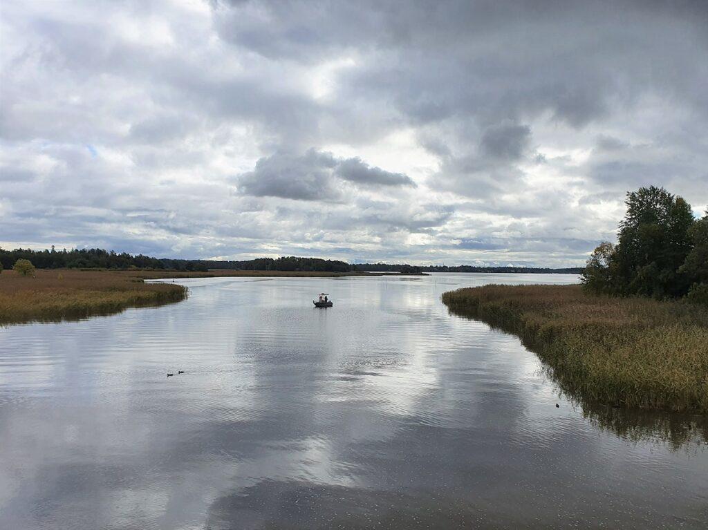 wandelen Helsinki Arabiastrand