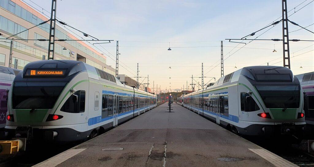 openbaar vervoer in Helsinki