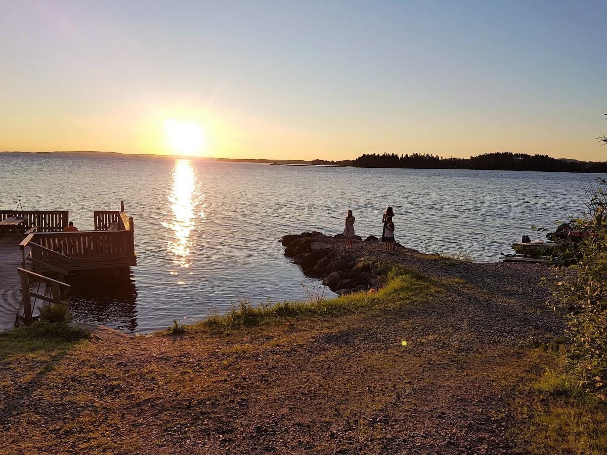 meer in vuokatti finland