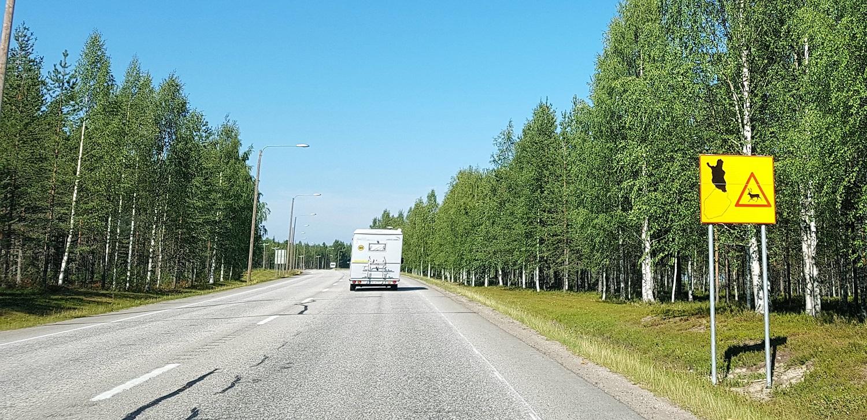rondreis finland route