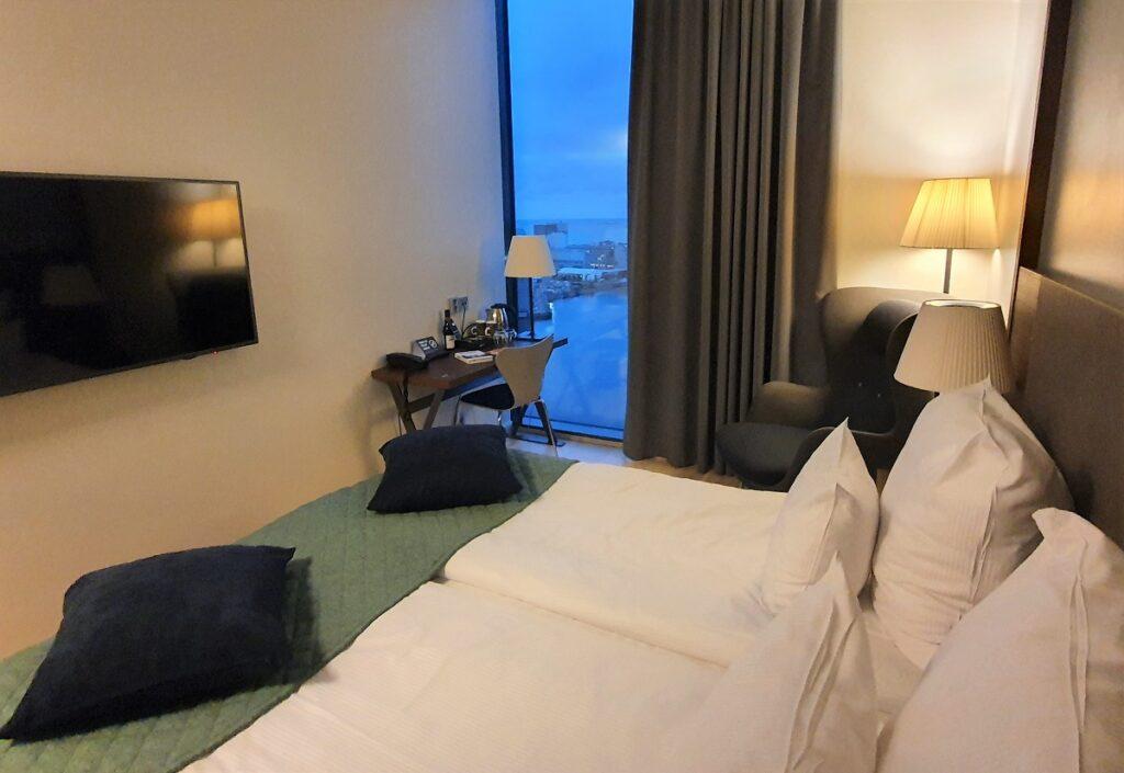 Clarion Hotel Helsinki kamer