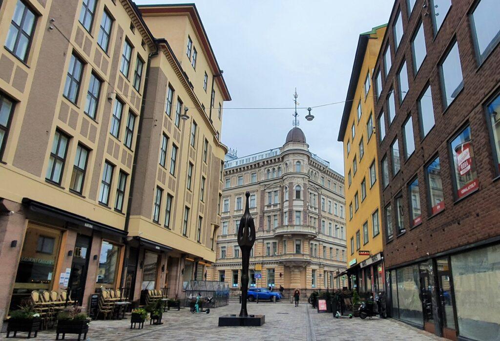 jugenstil in Helsinki
