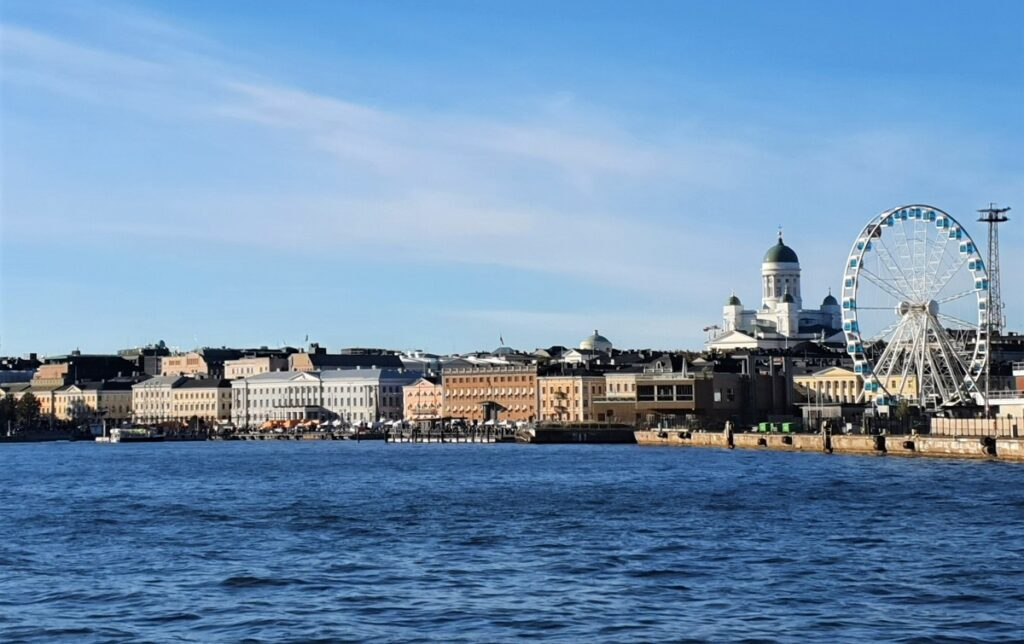 rondvaart Helsinki