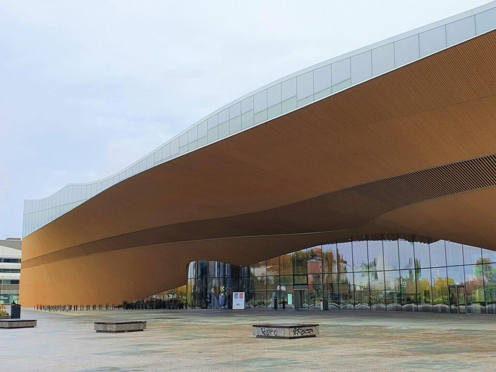 moderne architectuur in Helsinki