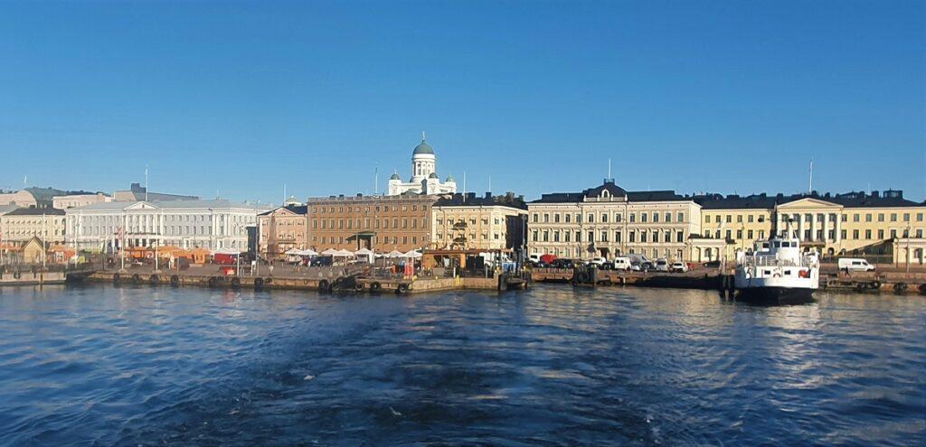 bezienswaardigheden op Suomenlinna bij Helsinki