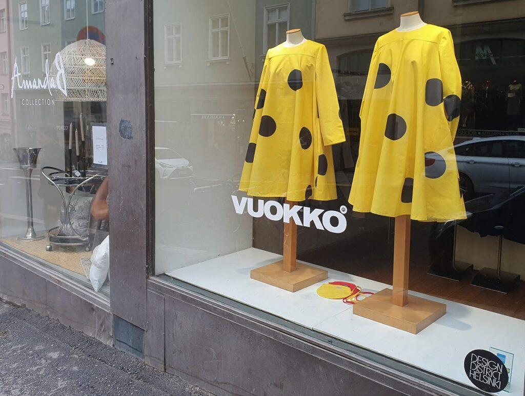 winkelen in Helsinki